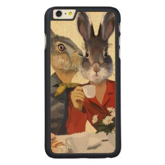 Ladies Gossiping 2 Carved® Maple iPhone 6 Plus Slim Case