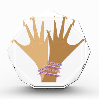 Ladies Hands Award