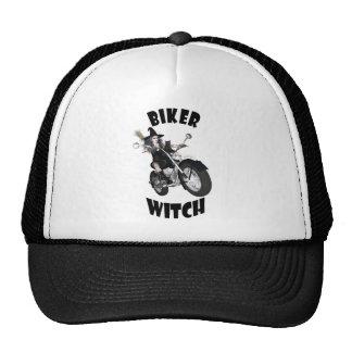 Ladies Hat - Biker Witch