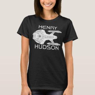 Ladies Henry Hudson Dorsal View Commemorative T-Shirt