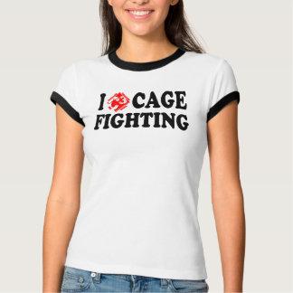 Ladies I (C3) Cage Fighting T-Shirt