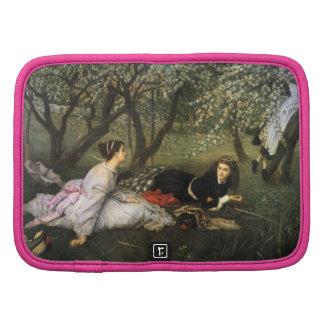 Ladies in Apple Blossoms Folio Planners