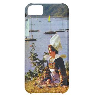 Ladies in Breton costume iPhone 5C Case
