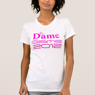 Ladies in the Whitehouse 2012 T-Shirt