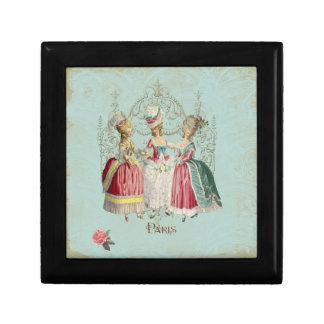 Ladies in Waiting Marie Antoinette Box