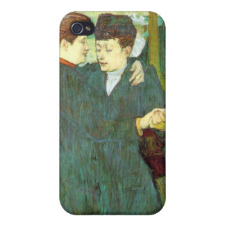 Ladies iPhone 4/4S Case