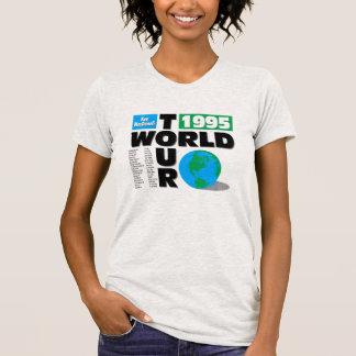Ladies' Ken MacDonell World Tour (1995) T-shirt