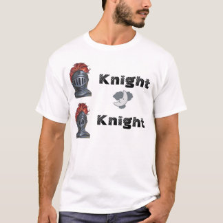 Ladies Knight Knight Sleep Shirt