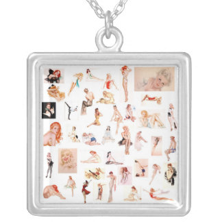 Ladies Ladies Ladies! Necklace