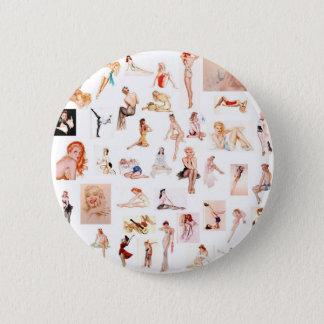 Ladies Ladies Ladies! Pinback Button