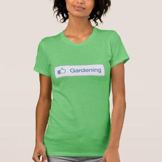 Ladies Like Gardening T-shirt