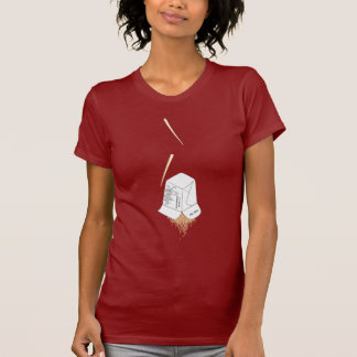 Ladies Lo Mein Catastrophe T T-Shirt