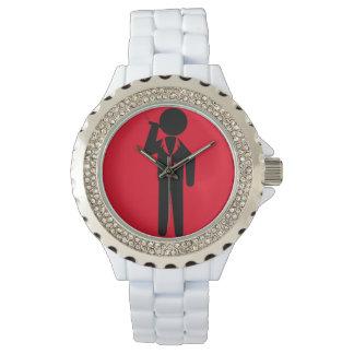 Ladies Logo Watch