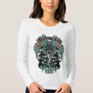 Ladies Long Sleeve (Fitted) Tee Shirt