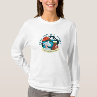 Ladies Long Sleeve Poker Player T-Shirt