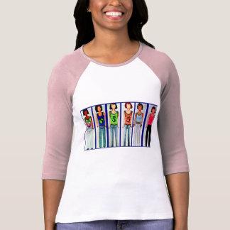 Ladies long sleeve shirt  1997 Fashion Design
