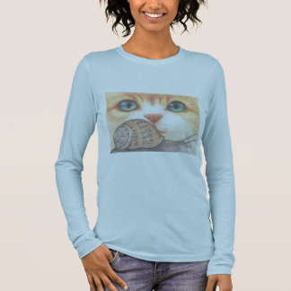 Ladies Long Sleeved T-Shirt