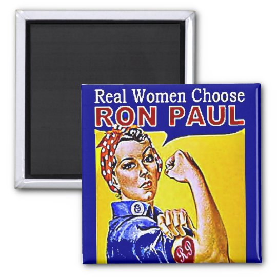 Ladies Love Liberty! Magnet