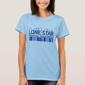 Ladies LSVA Blue Shirt