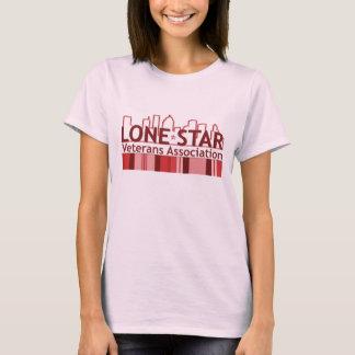 Ladies LSVA Pink Shirt