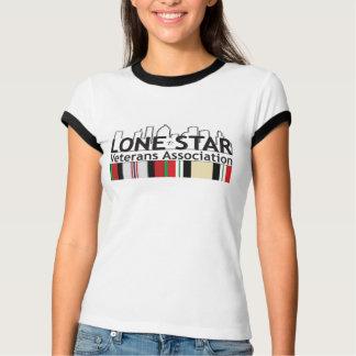 Ladies LSVA Ringer T-Shirt