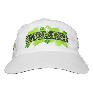 Ladies Lucky Irish Pub Crawl! Luck O' the Irish! Headsweats Hat