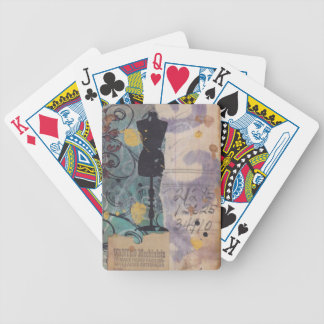 Ladies Machinists Bicycle Playing Cards