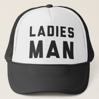 Ladies Man Trucker Hat