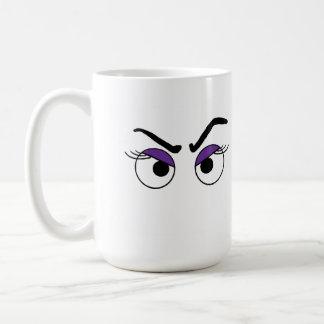 Ladies Mean Muggin' Coffee Mug