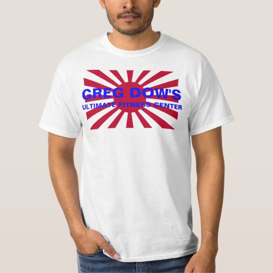 """Ladies' & Men's """"VALUE"""" T-Shirt, ATTEMPT #3 T-Shirt"""