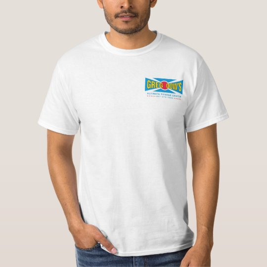 "Ladies' & Men's ""VALUE"" T-Shirt, RESULTS T-Shirt"
