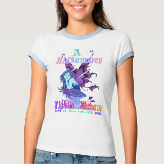 Ladies Midsumer Night's Dream T-Shirt