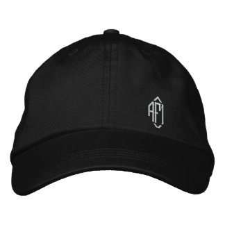 Ladies Monogrammed Embroidered Hat