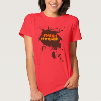 Ladies Mud Mother Mud Lovers Gift T Shirt