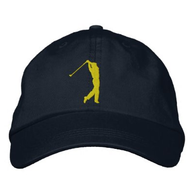 Ladies My Sport Golf Hat Embroidered Baseball Cap