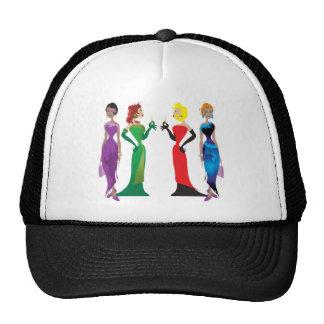 Ladies' Night Caps