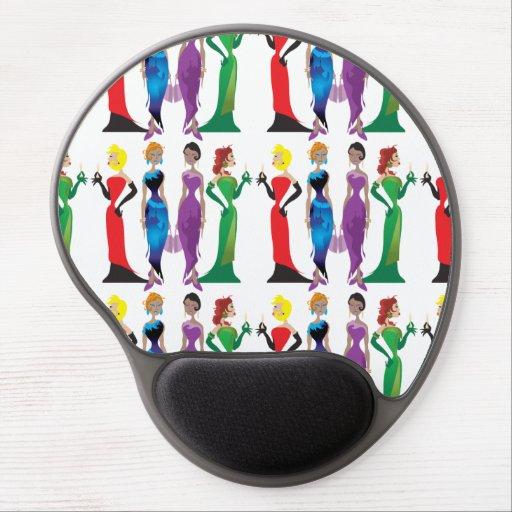 Ladies' Night Gel Mousepad