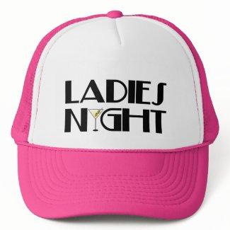 Ladies Night hat