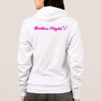 ladies night hoodie