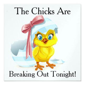 Ladies' Night Humor / Bachelorette Party  - SRF Card