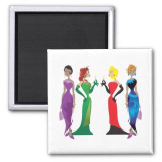 Ladies' Night Magnet
