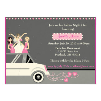 Ladies Night Out Card