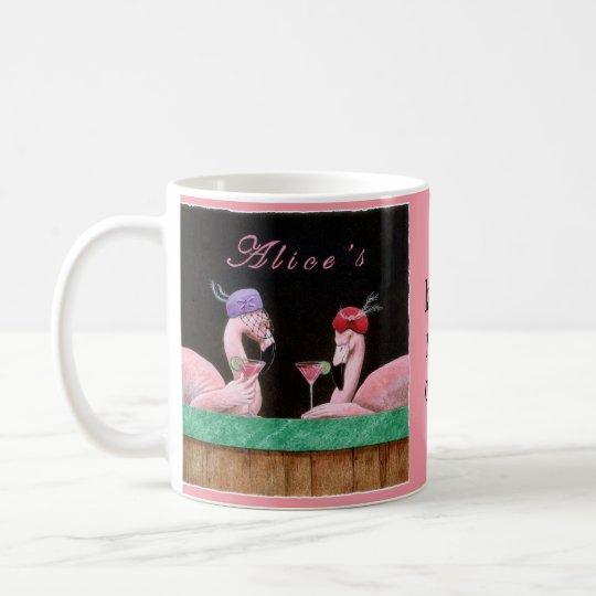 Ladies night out coffee mug