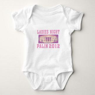 Ladies Night Palin 2012 Infant Creeper
