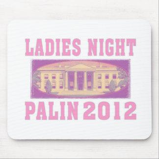 Ladies Night Palin 2012 Mouse Pad