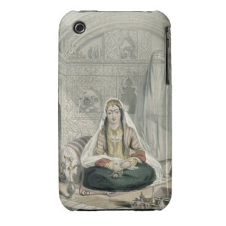Ladies of Caubul in their In and Out-of-Door Costu iPhone 3 Case-Mate Case