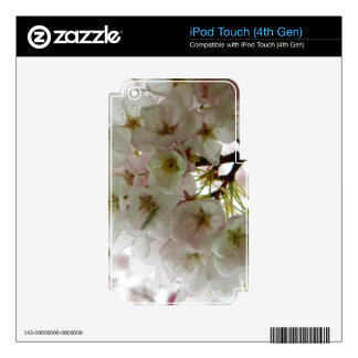 Ladies of Spring iPod Touch 4G Skin