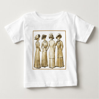 Ladies of the belle epoche baby T-Shirt