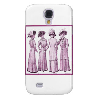 Ladies of the belle epoche. galaxy s4 cases
