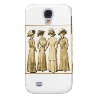 Ladies of the belle epoche galaxy s4 cases